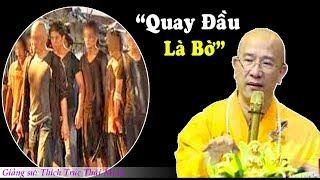 Không thể tin nổi HƠN 60 TƯỚNG CƯỚP đến Chùa Ba Vàng xin quay đầu quy y cửa Phật