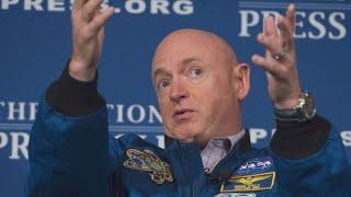 Former astronaut Mark Kelly running for Senate in Arizona