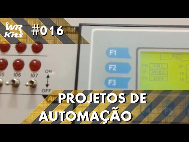 CONTROLE DE MOTOR DE PASSO POR PID NO ALTUS DUO | Projetos de Automação #016