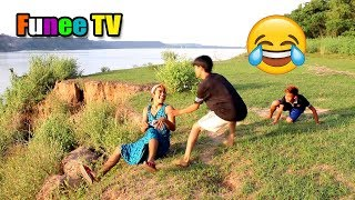 Must Watch New Funny 😂 Comedy Videos 2019 || Episode.4 #FuneeTV