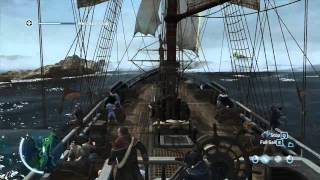 Assassin's Creed 3 - Destroy the fort