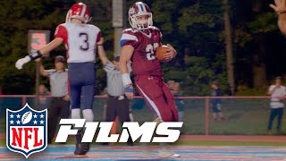 Kyle Lasher Overcomes Deafness to Become High School Football Star | NFL Films Presents