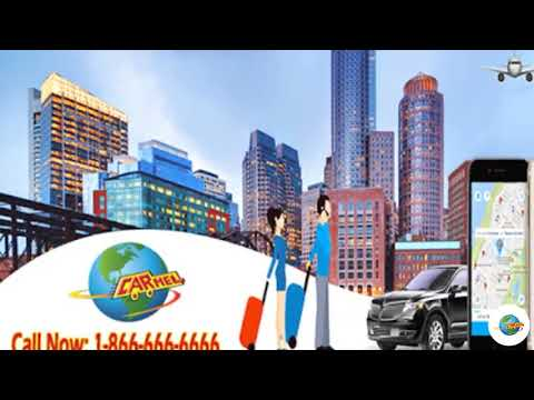 Airport Limo Service In NY | Reserve Best Rates Now | Carmellimo?