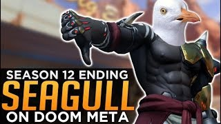 Overwatch: Season 12 ENDING! - Seagull on Doomfist Meta
