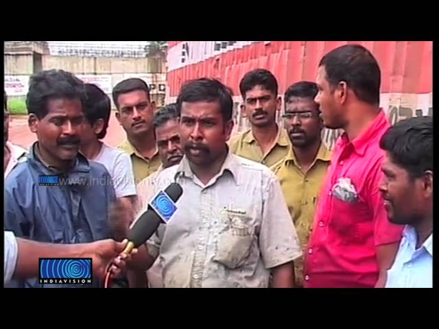 Palakkad - Thrissur National High way works not yet started