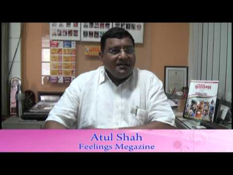 SafalShiksha.com Testimonial by Atul Shah (Feelings Magazine)