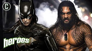 Aquaman Yay? Batgirl Nay? - Heroes