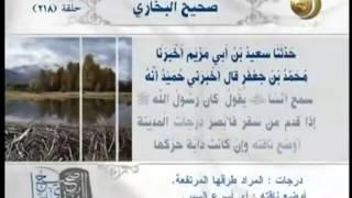 صحيح البخاري - بابا مايقول اذا رجع من العمرة او الحج