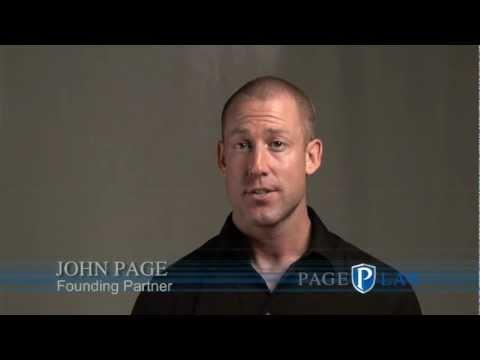 St. Louis, Missouri Truck Accident Attorney John Page