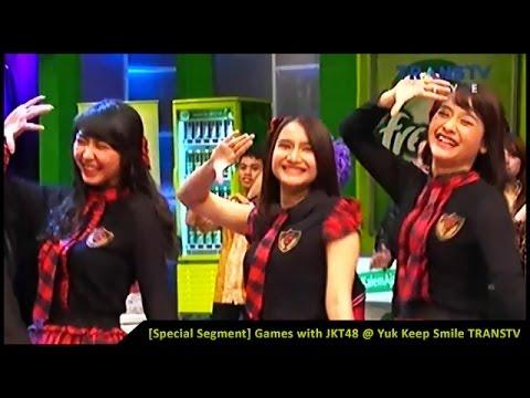 [Special Segment] Games with JKT48 @ Yuk Keep Smile TRANSTV [14.05.25]
