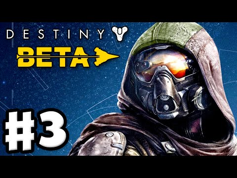 Destiny Beta - Gameplay Walkthrough Part 3 - The Warmind (PS4) - ZackScottGames  - mYA1pPDQplA -