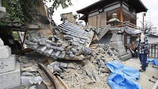 مقتل 3 وإصابة المئات جراء زلزال ضرب منطقة أوساكا اليابانية ... -