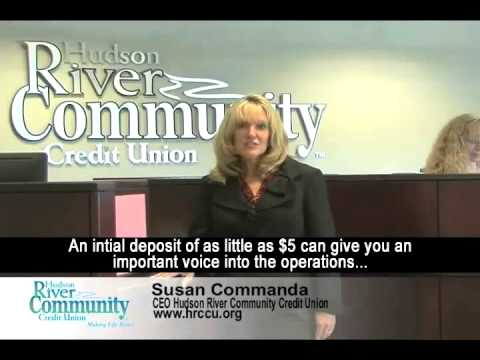 Choose a credit union as your financial institution.