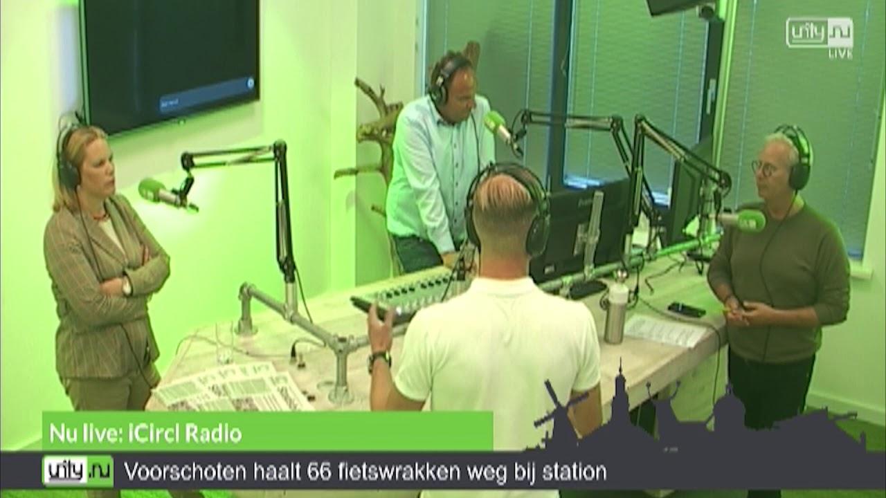 Arjen Verleun in iCircl Radio