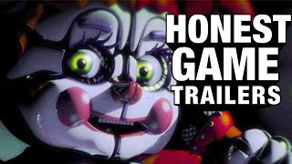 Five  Nights  At  Freddy's – Sister Location (Honest Game Trailer)