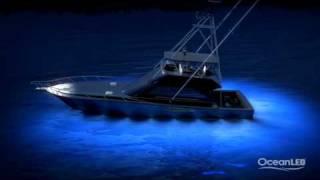 Des lumières pour mettre sous le bateau
