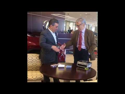 The Amazing Kreskin Makes a Super Bowl LII Prediction Reveal With Entreprenuer Tom Maoli