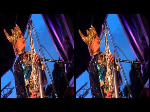 Jessie Evans @ Festival Relache Parc Peixotto Talence (19/07/2012)