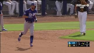 Dodgers score 14 Runs vs. Padres | March 9, 2020 Dodgers Spring Training | Dodgers Nation