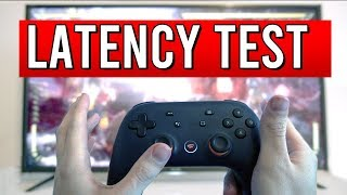 Google STADIA Latency TEST Review... at my parents house!