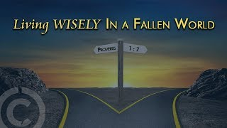 "Proverbs: Living Wisely in a Fallen World: ""True Success, Part 2"""