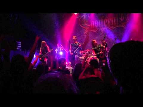 Ensiferum (Victory Songs - Live Clip Vancouver 2015)