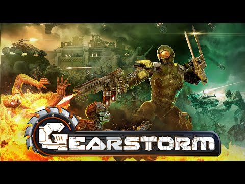 GearStorm Promotional Video
