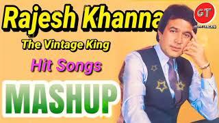 Rajesh Khanna Mashup (1st Superstar of Bollywood Mashup)