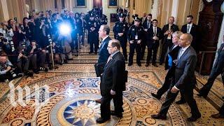WATCH: Historic impeachment trial of Trump begins in the Senate