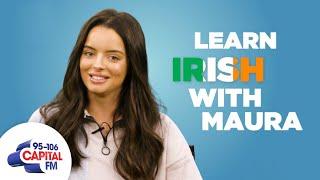 Love Island's Maura Teaches You Irish Slang 🇮🇪   Capital