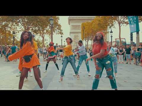 [KPOP IN PUBLIC FRANCE] PENTAGON (펜타곤) - Shine (빛나리) Dance Cover