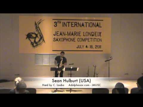 3rd JMLISC: Sean Hulburt (USA) Hard by C. Lauba
