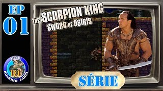 The Scorpion King: Sword of Osiris (GBA) - Parte 1 - Introdução - Rogério