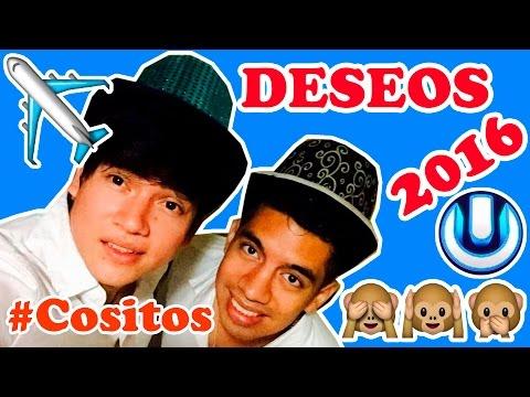 10 Deseos 2016 - Edi Bravo - Cositos