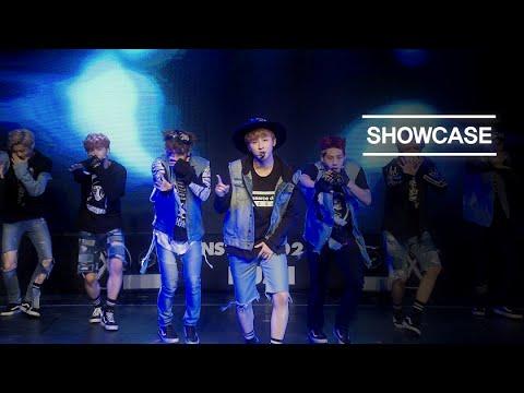 [MelOn Premiere Showcase] MONSTA X(몬스타엑스) _ RUSH(신속히) & HERO [ENG/JPN/CHN SUB]