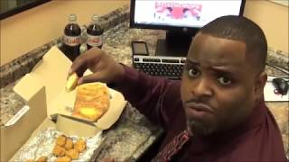 CRAZY ERIC'S FRIES - Food Review Cringe Compilation: Part 4