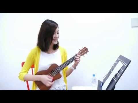 Shara林逸欣- 烏克麗麗彈唱♪ 【當你&公主沒病】