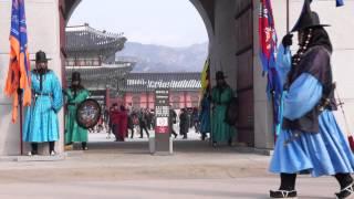 lễ giao ban vương triều Hàn Quốc