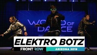 Elektro Botz | FRONTROW | World of Dance Arizona 2019|  #WODAZ19