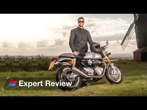 2016 Triumph Thruxton R bike review