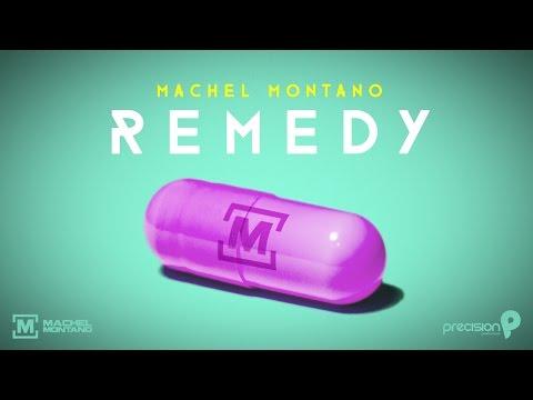 Remedy - Machel Montano | Official Lyric Video | Soca 2015