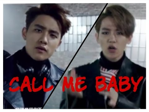EXO Ranking In Call Me Baby 📞 (HD)