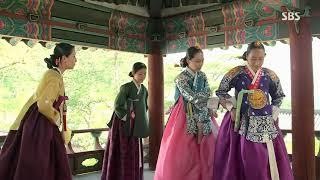 พระสนมจางซุกวอน ตบ พระพันปี