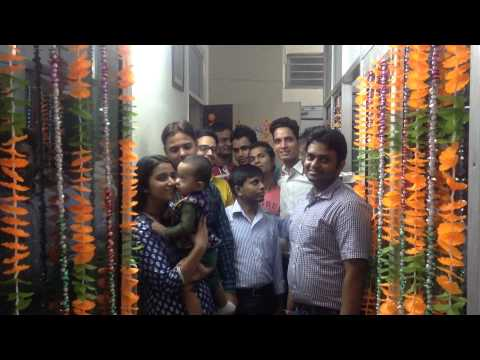 BlueNetvista Deepawali Celebration With Team Video 3