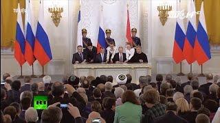 (VTC14)_Nhìn lại 3 năm ngày Nga sáp nhập bán đảo Crimea