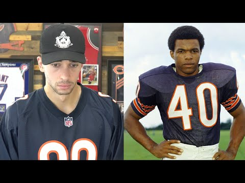 Bears Fan Reacts to the Death of Gale Sayers