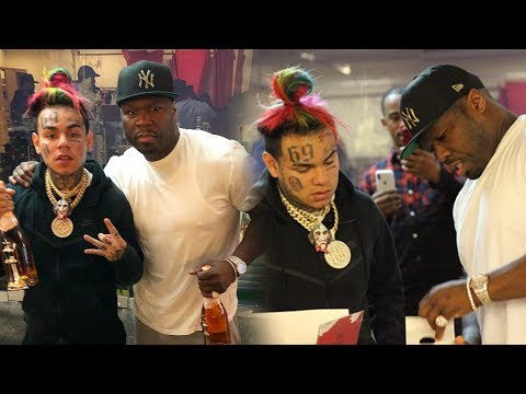 The REAL Reason 50 Cent Decided To Co-Sign 6IX9INE's Movement