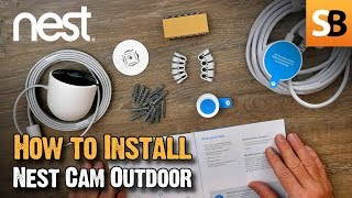 Nest Outdoor Camera Install - mp3toke