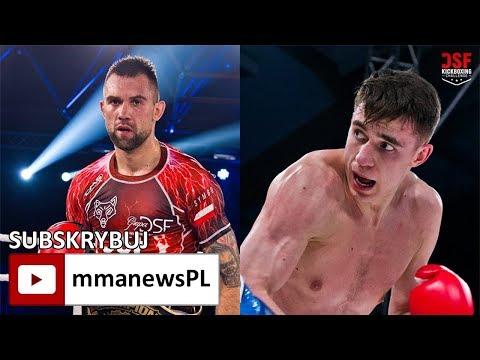 """Kamil Jenel odpowiada Kamilowi Rucie: """"On zachowuje się jak Aśka Jędrzejczyk, ale znają go tylko w Polsce."""""""