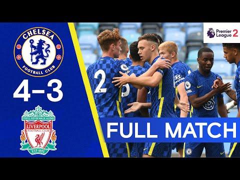 Chelsea v Liverpool | Premier League 2 | Live Match